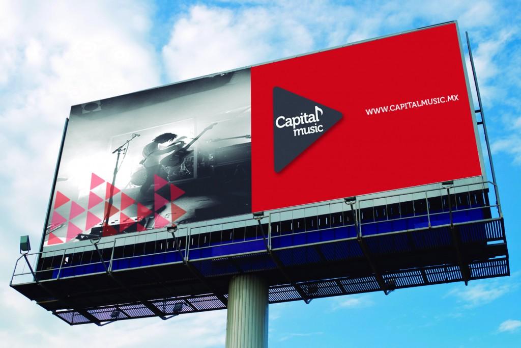 Espectacular Capital Music- Datos de contacto