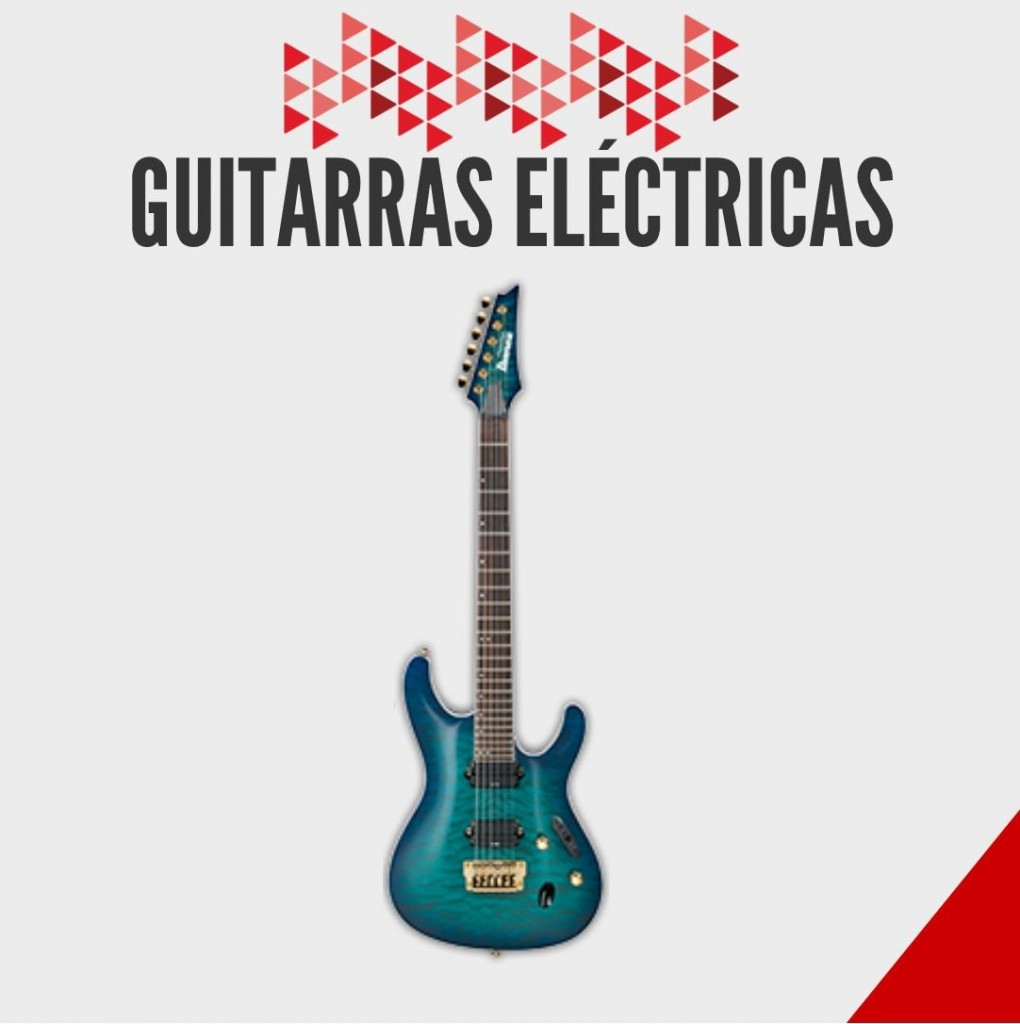 Guitarras Eléctricas- Ibañez y Fender