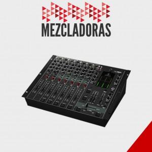 Mixers- Mezcladoras-Behringer- Venta-Comprar-Guadalajara-Capital Music