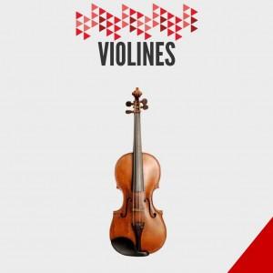 Tienda de Violines- Capital Music-Daddario