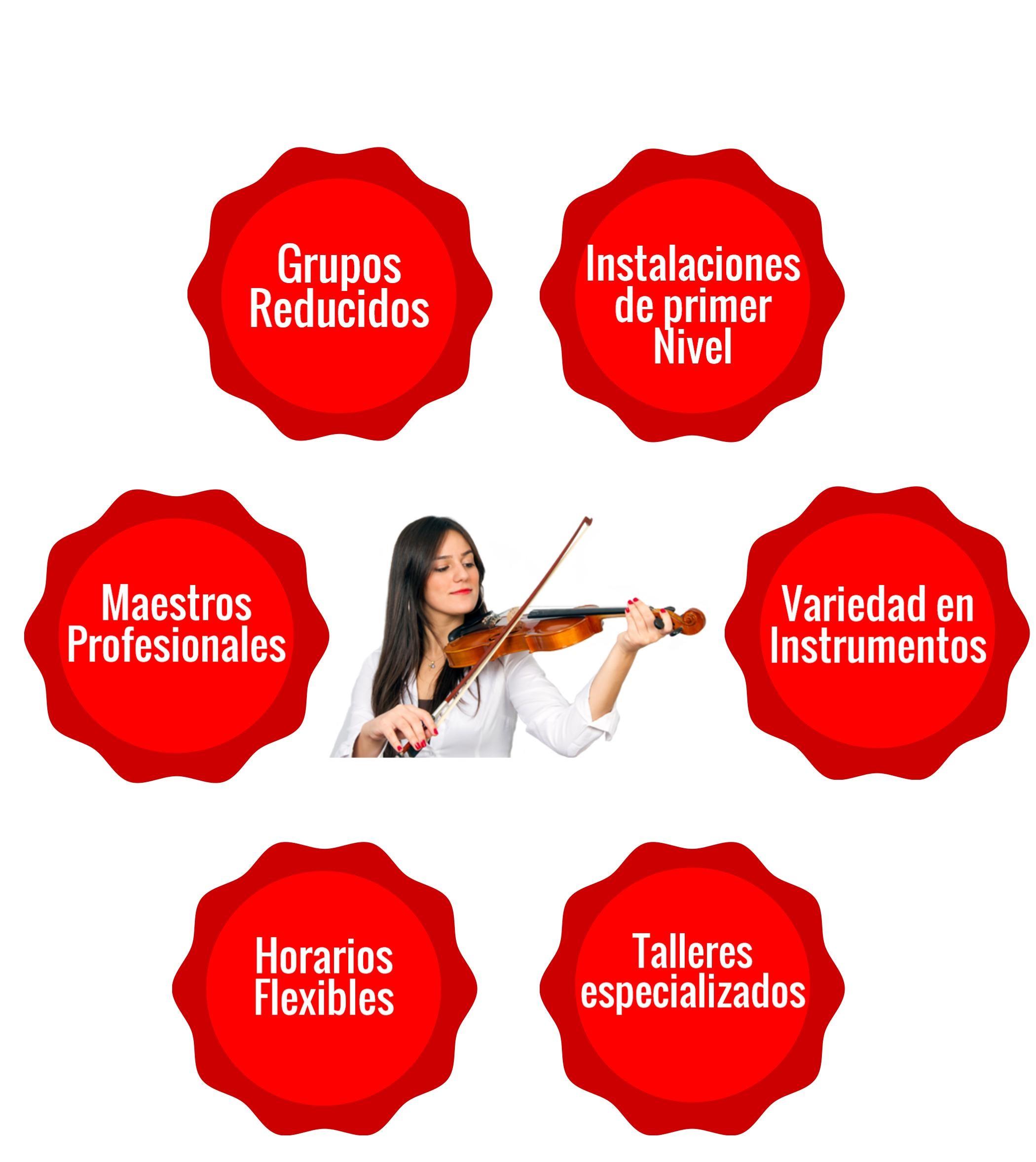Clases de Música en el centro de Guadalajara