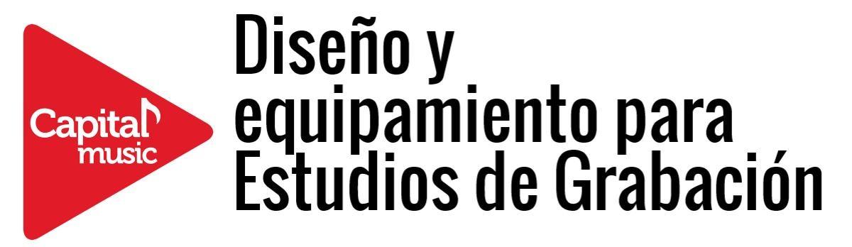 Diseño y equipamiento para Estudios de Grabación- Centro de Guadalajara
